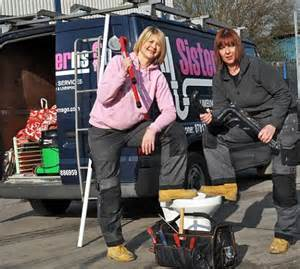 commercial woman plumber british women legal professionals