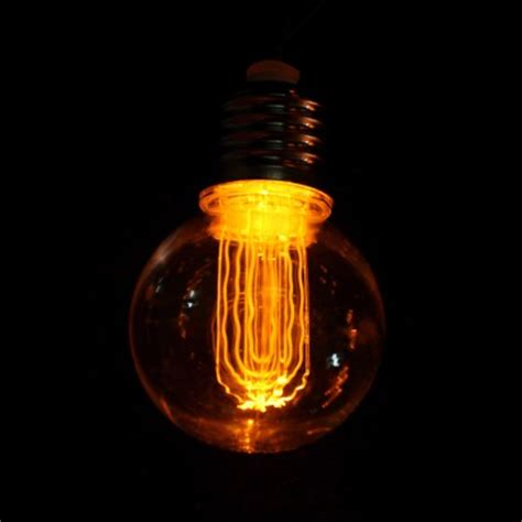 retro edison bulb string lights
