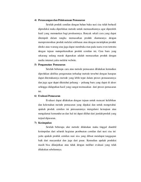 format proposal kewirausahaan dikti contoh judul pkm kewirausahaan yang lolos sepcont