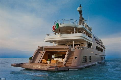 yacht jade layout 196 foot j ade mega yacht with world s first floating