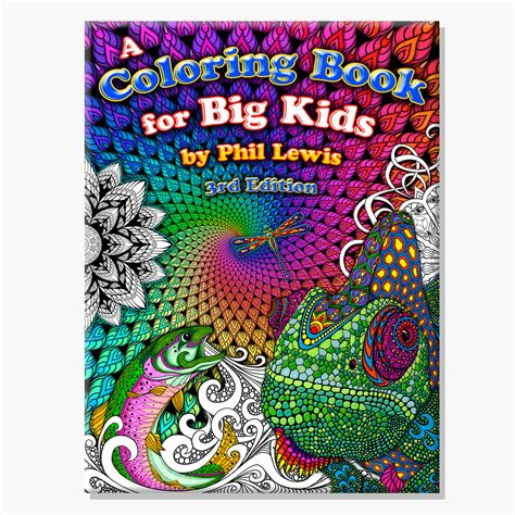 paradise artist edition coloring book books coloring book 3rd edition phil lewis