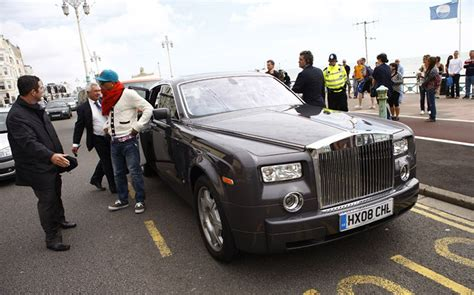 rolls ross rappers and cars trace