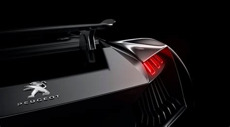 peugeot concept peugeot s mystery concept car teased once again carscoops