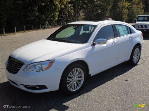 Chrysler White by 2012 Bright White Chrysler 200 Limited Sedan 55622251