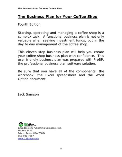 coffee shop design proposal pro bp coffee shop business plan