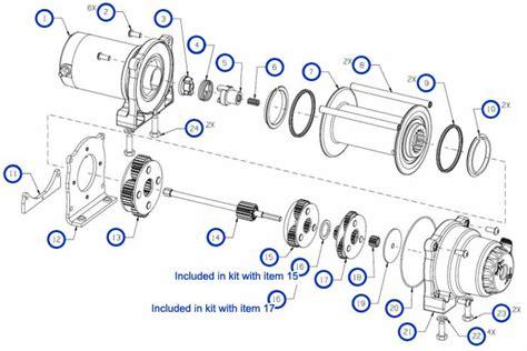 warn m15000 wiring diagram warn m5000 wiring diagram odicis