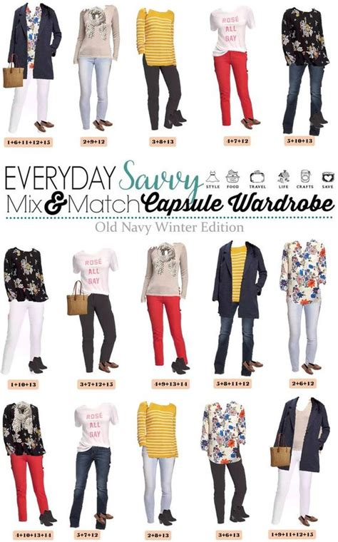 Mix And Match Work Wardrobe by The World S Catalog Of Ideas