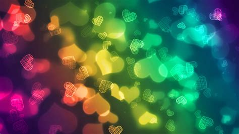 colorful wallpapers of love romantic love heart designs hd cover wallpaper pixhome
