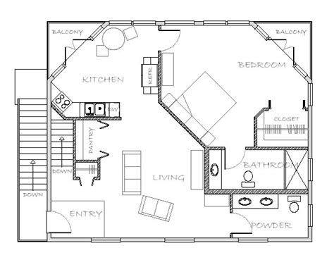 home floor plans with inlaw suite 1 story house plans with in suite