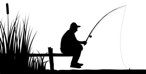 man fishing in boat clip art pictures of men fishing clipart best