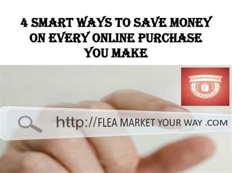 4 Smart Ways To Make Money Online In Nigeria In 2017 | ppt 4 smart ways to save money on every online purchase