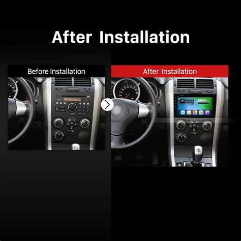 How Much To Install An Aux Port In Car by How To Upgrade A 2005 2015 Suzuki Grand Vitara Stereo With