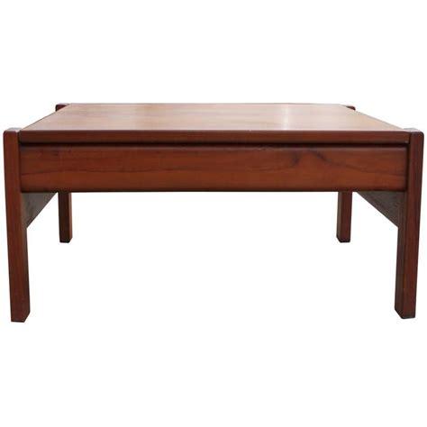 Scandinavian Table L by Scandinavian Modern Pair Of Teak Side Or End Tables