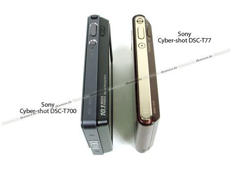 Kamera Sony Cybershot Dsc T77 die kamera testbericht zur sony cyber dsc t77