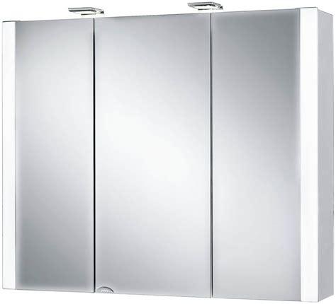 spiegelschrank 80 cm led jokey spiegelschrank 187 jarvis 171 breite 80 cm mit led