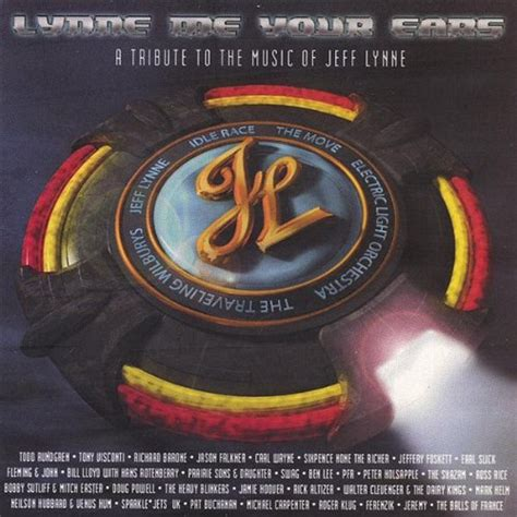 importsounds vinyl records albums singles cassettes lynne me your ears tribute to jeff lynne