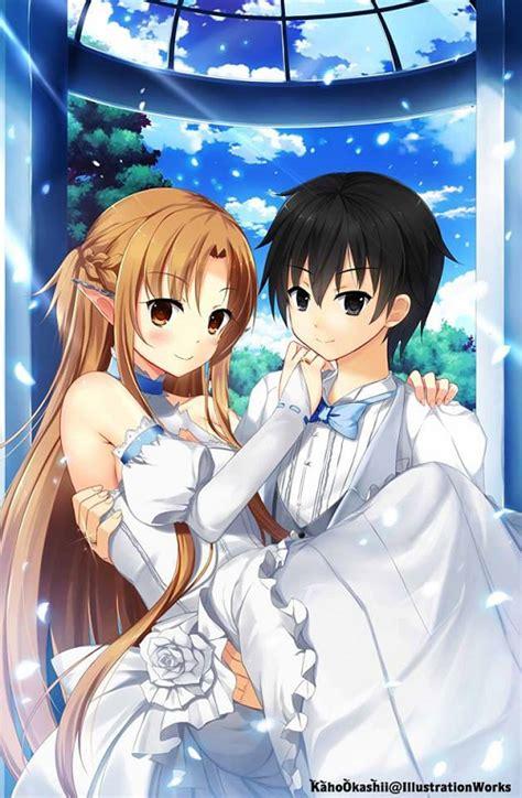 top 30 cute anime couples list online fanatic