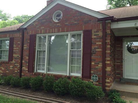 paint ideas for exterior brick ranch hometalk