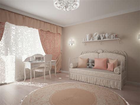 chambre enfant baroque rideaux chambre enfant qui cr 233 ent une ambiance accueillante