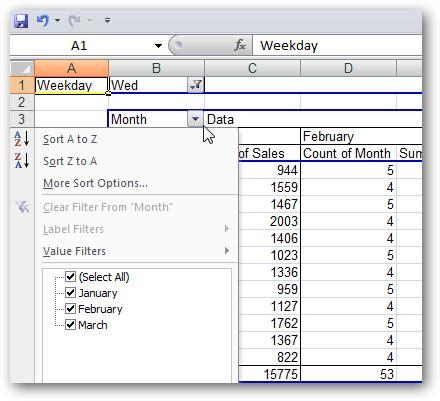 membuat data form di excel 2007 mahir microsoft excel membuat pivot tabel di excel 2007