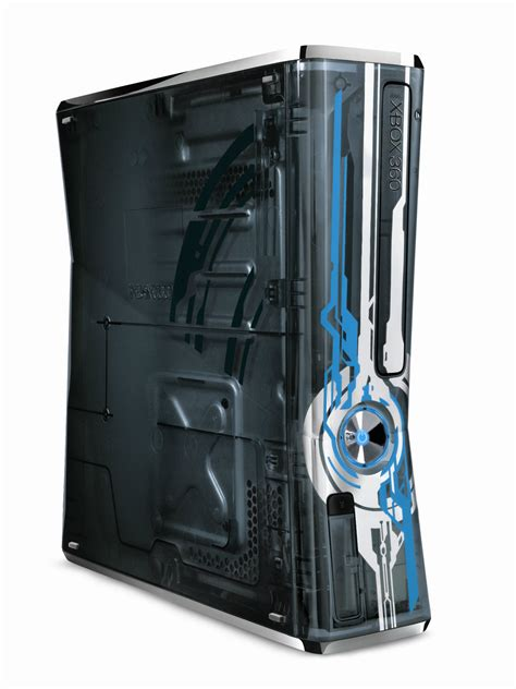 halo 4 console behold the halo 4 limited edition console