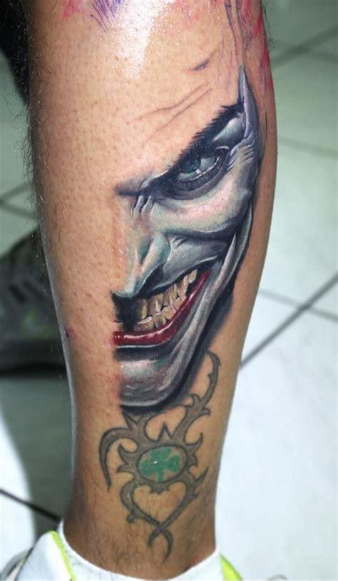 joker tattoo real 39 best crazy joker tattoos images on pinterest cool
