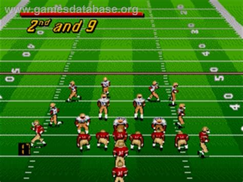 sega genesis football ncaa football without the ncaa the axis of ego