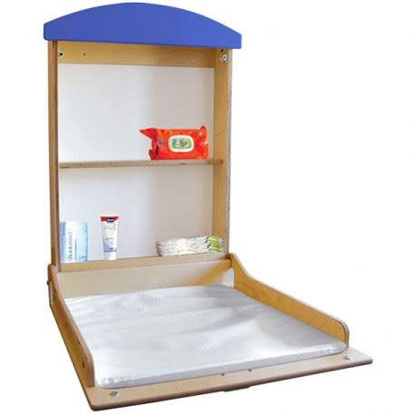 Baby Changing Table Space Saving Wall Cm 14x60x105 H Space Saving Changing Table