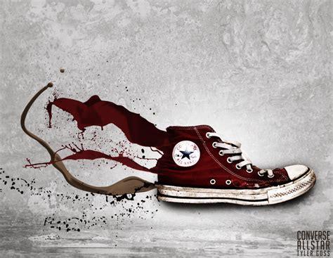 Design A Kitchen Online 30 Divertidos Anuncios De Las Zapatillas Converse Que Le Har 225 N Quot Odiar Quot Los Zapatos Marketing