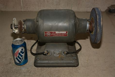rockwell bench grinder rockwell delta 7 quot double end grinder buffer body