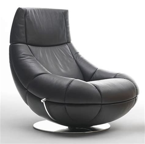 Leather chairs on modern office furniture modern leather armchair