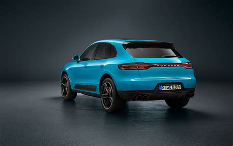 2019 Porsche Macan Turbo by Porsche Macan Turbo 2019 Suv Drive
