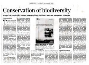 Essay On Biodiversity Conservation by Essay On Conservation Of Biodiversity Pevita