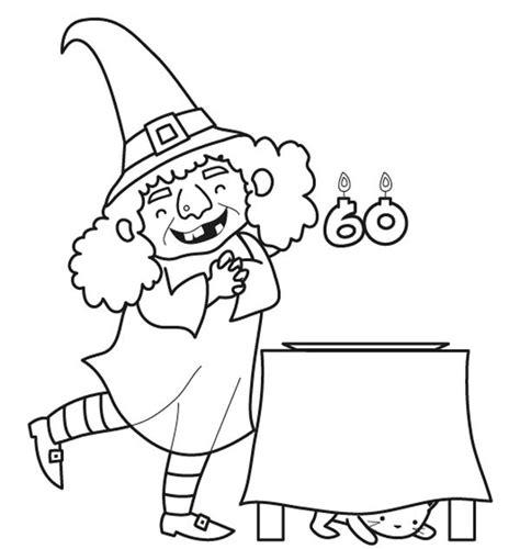 de dibujos multiplicaciones para los ninos a imprimir y colorear bruja en su fiesta de cumple 241 as dibujo para colorear e