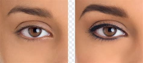 eyeliner tattoo north brisbane eyeliner tattooing before and after permanent makeup