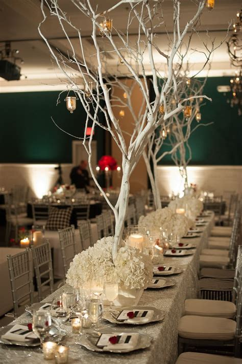 winter wedding table decorations beautiful winter wedding table decoration wedding ideas