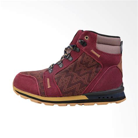 Sepatu Eiger 1989 Xavante Ol Shoes Brown jual sepatu eiger fashion cek harga di pricearea