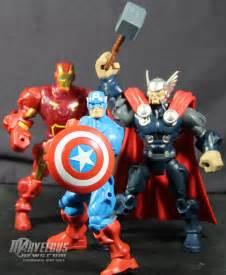 Marvel super hero mashers figures video review amp images marvel