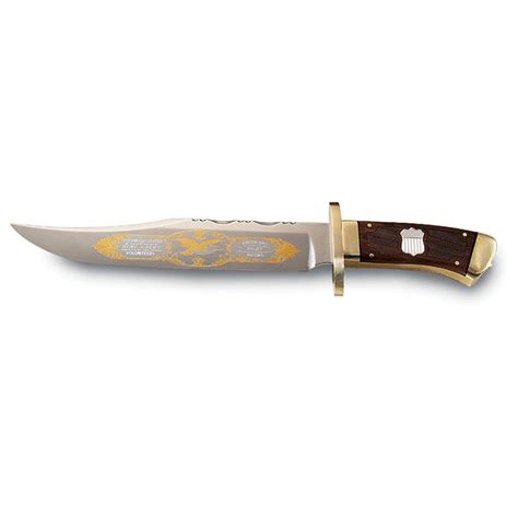 colt bowie knives colt 174 limited edition freedom bowie knife with display