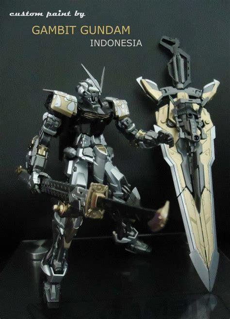 Mg Astray Frame Gundam Arf 1 100 Daban Model Master Grade Lowe 1 gambit dody gundam tamiya