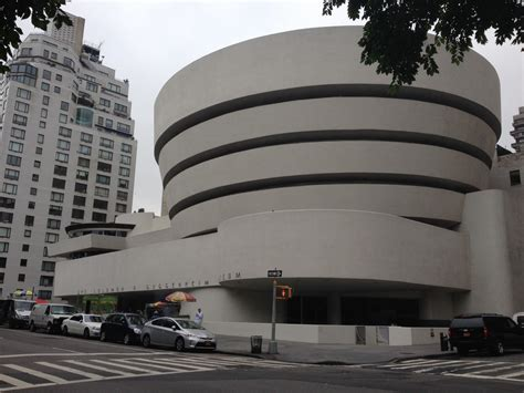 David Wright Architect by Guggenheim New York Museum By Frank Lloyd Wright E Architect