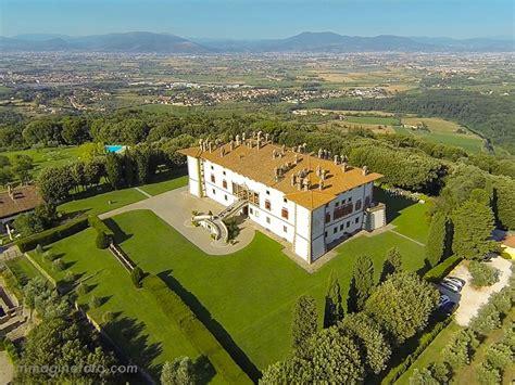 villa dei 100 camini artimino italian villas villa medicea di artimino toscana italy
