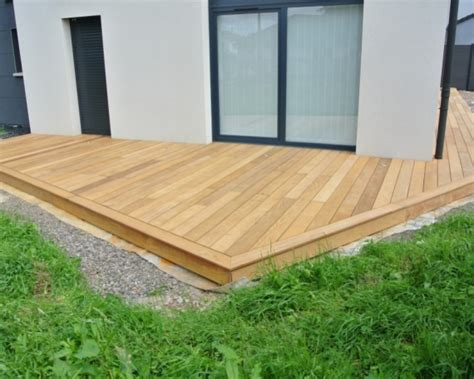 terrasse 50 m2 terrasse bois exotique ip 233 50 m2 thionville