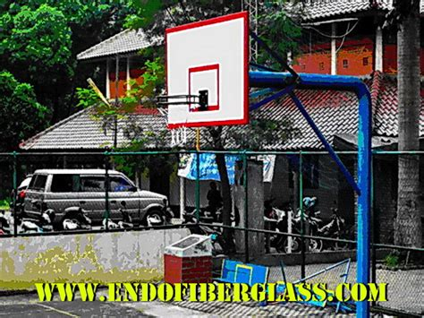 Papan Pantul Basket Acrylic Tanpa Ring ring basket jual papan basket dan ring basket