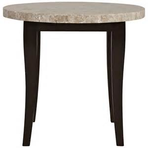 monark marble high dining table