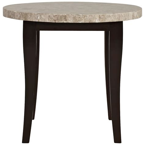 High Dining Tables Monark Marble High Dining Table