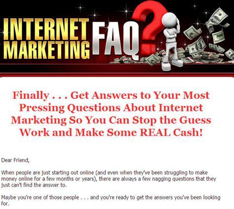 Plr Exclusive Marketing marketing faq plr ebook
