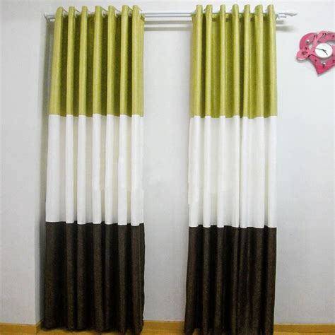 Multi Color Curtains Multi Colored Curtains Interior Design