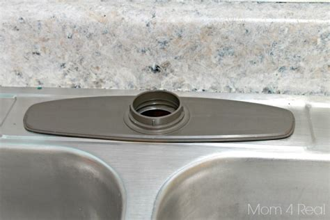 install kitchen sink faucet how to install a kitchen faucet and introducing pasadena mom 4 real