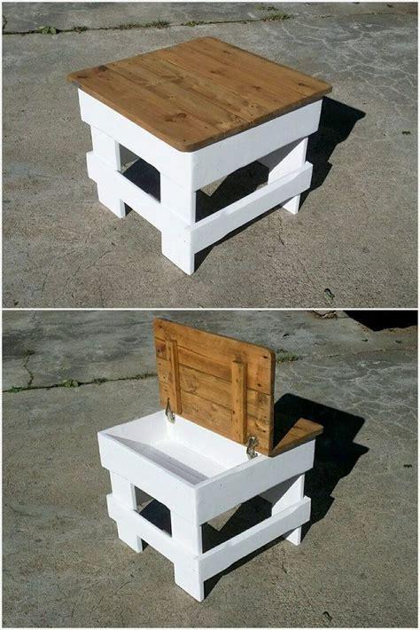 building  floor cabinet  pallets woodworking